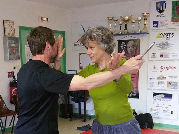 cours de self defense